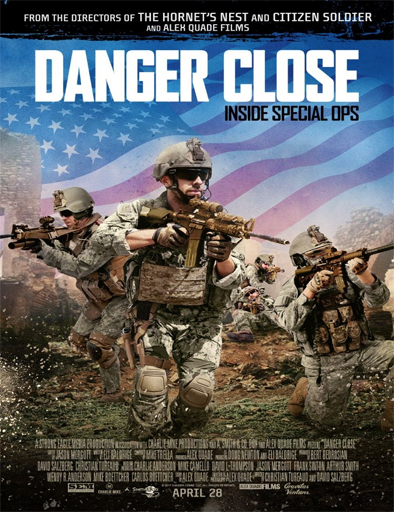 Ver Danger Close (2017) Online