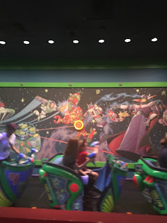 Station Buzz Lightyear Astro Blasters