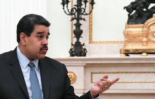 Maduro faces financial nightmare in Venezuela — just in time for Halloween