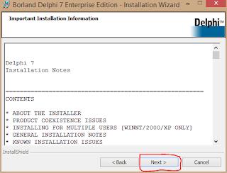Cara Install Delphi 7 di Windows 8 4