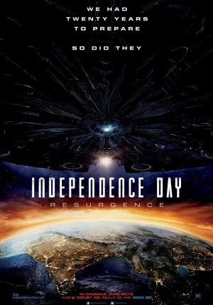 Independence Day: Resurgence (2016) HDRip 720p