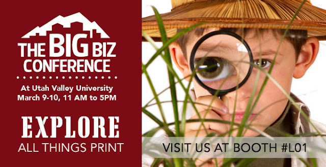 McNeil Printing at the Big Biz Conference 2016