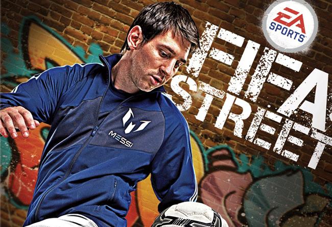 FIFA Street 4 PC Game Latest Version