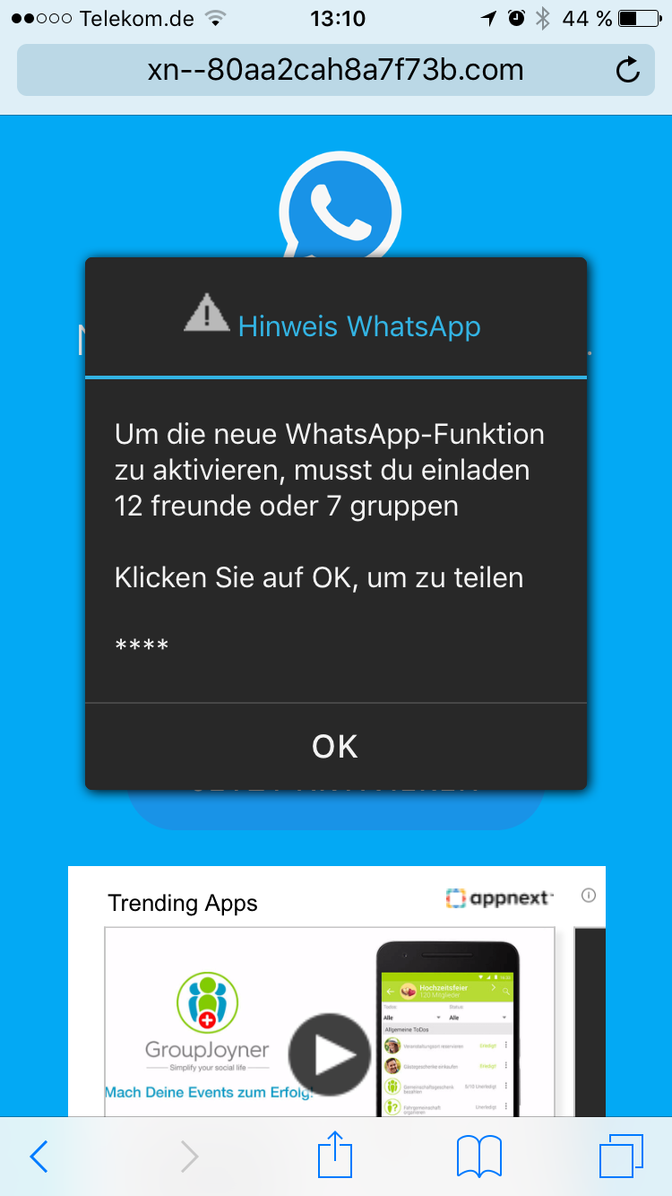 Whatsapp Neue Farben