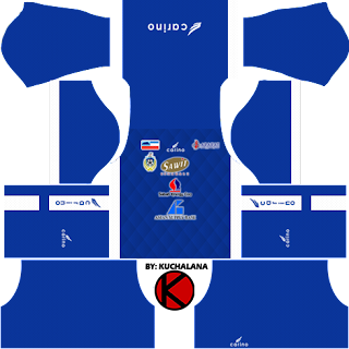 Sabah Fa 2018 - Dream League Soccer Kits