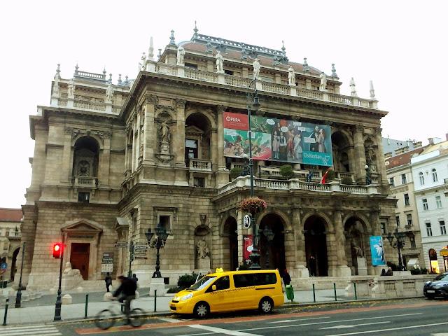 centro de budapest