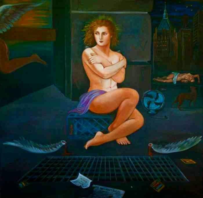 Женщины, спасающие и защищающие. Edith Vonnegut