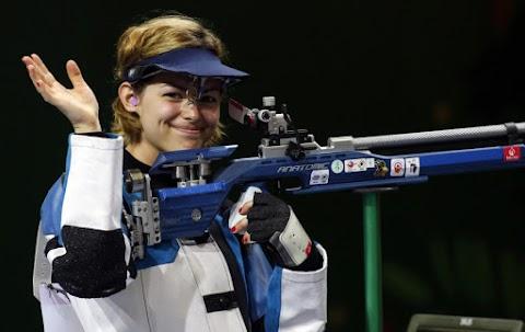 Sportlövő-vk - Középmezőnyben a magyarok