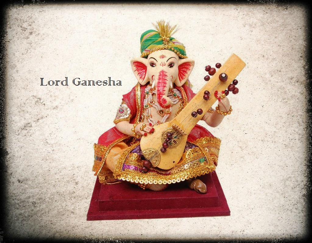Khushi For Life Latest New Goddess Ganesha Hd Photos Images
