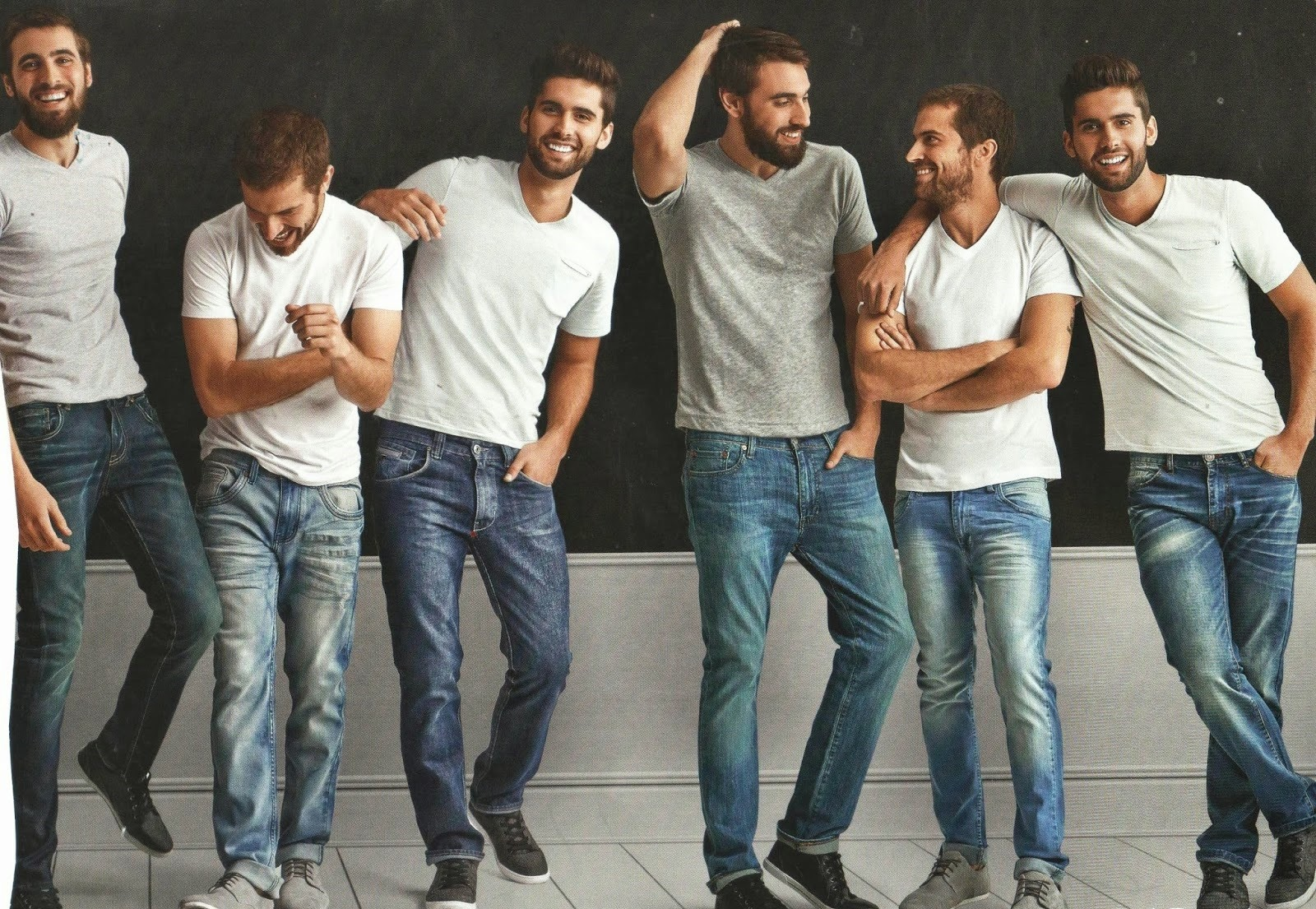 Siempre necesitaremos al menos un par de jeans. Dependiendo de su diseño fe83d075bbb95
