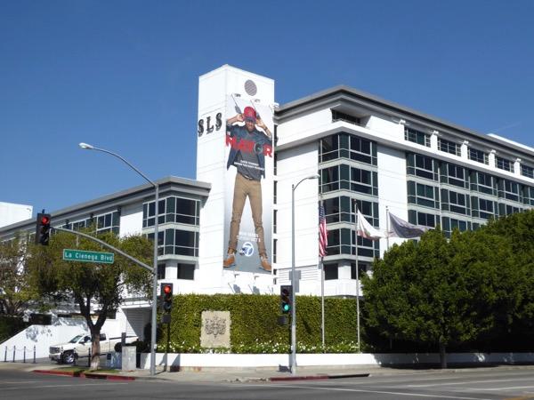 Mayor TV series billboard