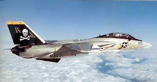Grumman F-14 Tomcat - Pesawat Tempur Superioritas Udara dan Long Range Interceptor
