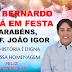 PARABÉNS HOJE PARA O PREFEITO DR. JOÃO IGOR DE SÃO BERNARDO/MA
