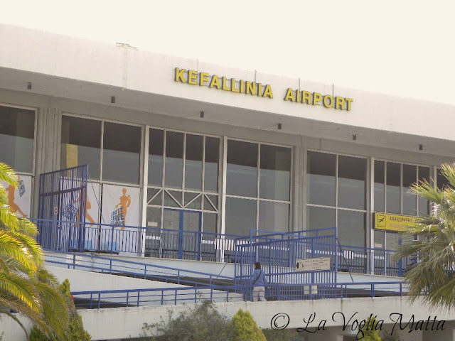 Cefalonia aeroporto