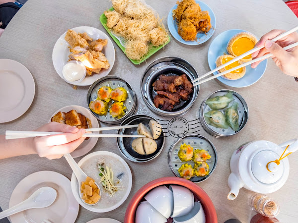 Lebuh Cintra The Heritage Street with Traditional Eateries