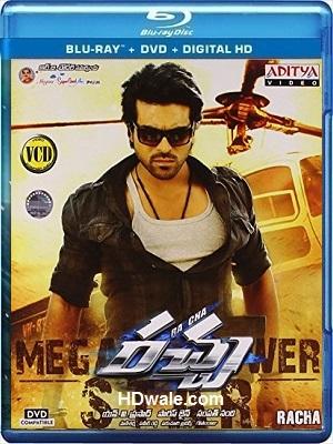 Rachcha Telugu Movie Download (2012) HD 720p BluRay 1300mb