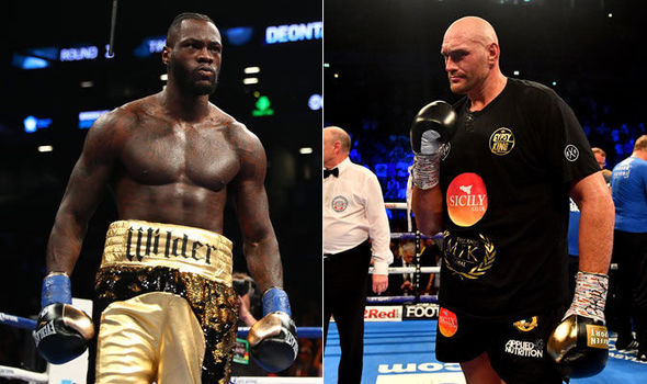Tyson Fury Analysis Deontay Wilder's Career Wins