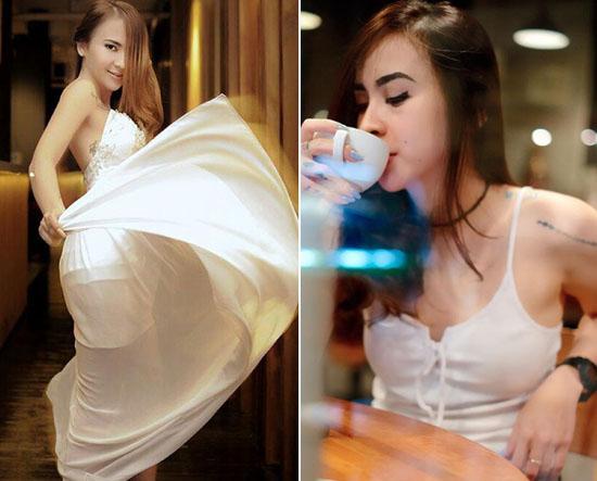 Alycca Dwi Fitri Amanda Hot Seksi