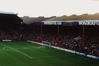 The Beauty of the Old Stretford End