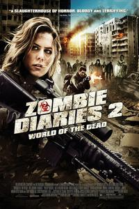 Poster The Zombie Diaries 2