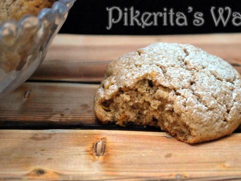 Cookies de avena #singluten con copos de cereales