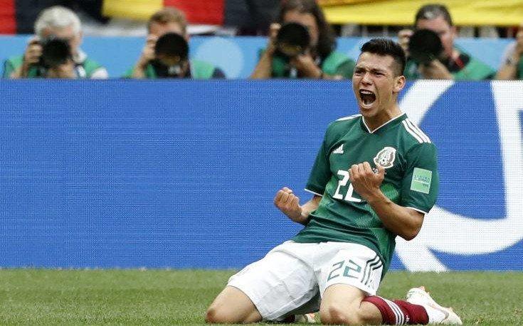 Με… πορνό προσπάθησαν να ξεπεράσουν την ήττα από το Μεξικό οι Γερμανοί