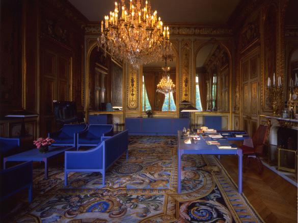 A Jarnac, la maison natale de Mitterrand Elysee