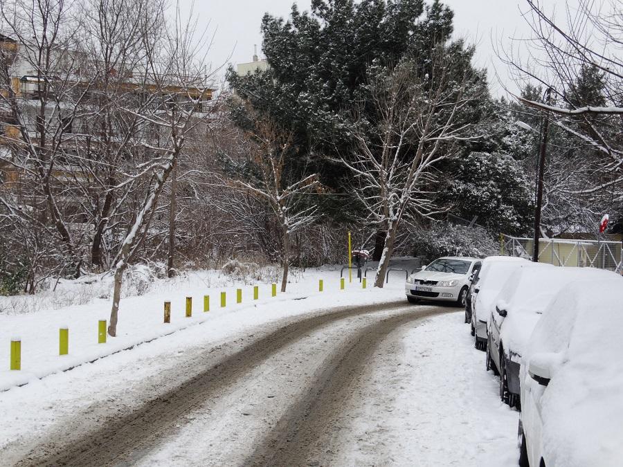 Θεσσαλονίκη:  θερμαινόμενοι χώροι για τη φιλοξενία και προστασία πολιτών