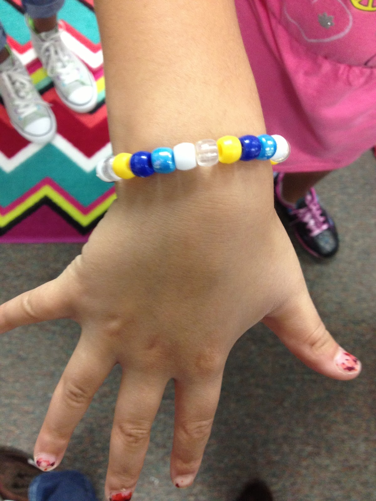 Teachmemes Water Cycle Bracelet 1 5