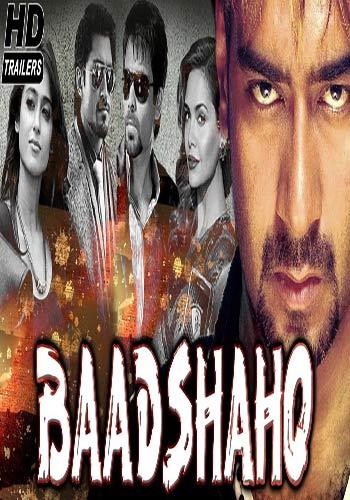 Baadshaho 2017 HDTV x264 350MB Poster
