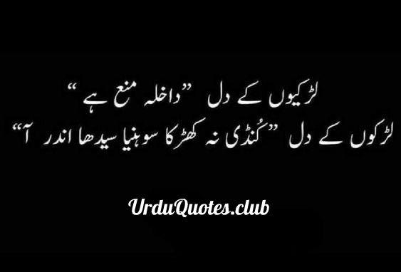 Funny status in urdu For facebook whatsapp - Urdu Quotes Club