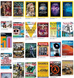 Download Free Magazines