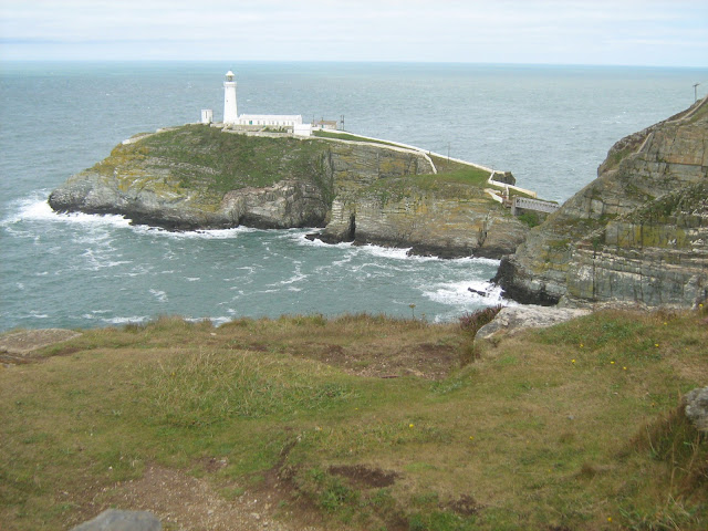 Come arrivare a South Stack