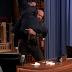 Triple H body slams Jimmy Fallon through his desk (Video)