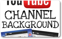 How to Create a YouTube Channel Background Image