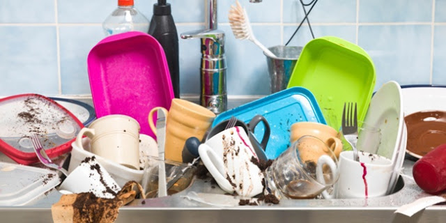 Agar membersihkan dapur menyenangkan berikut adalah  Tips Membersihkan Dapur