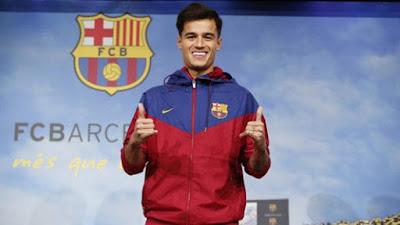 Barcelona Jual 8 Pemain Setelah Kedatangan Philippe Countinho