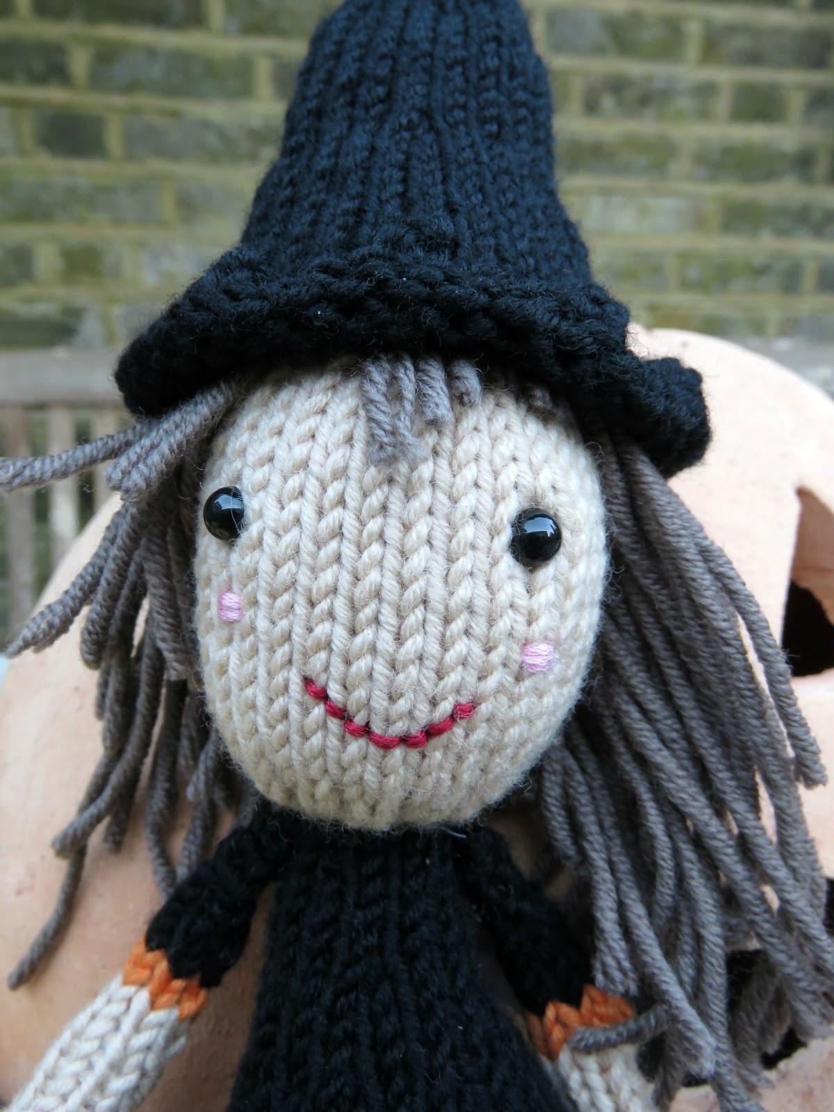 Costa Brava Knitting Holidays & Retreats: The bewitching Ms. Witch ...