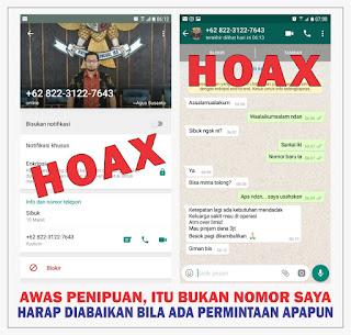 Kasus Penipuan Jutaan Rupiah Libatkan Ketua PDPM