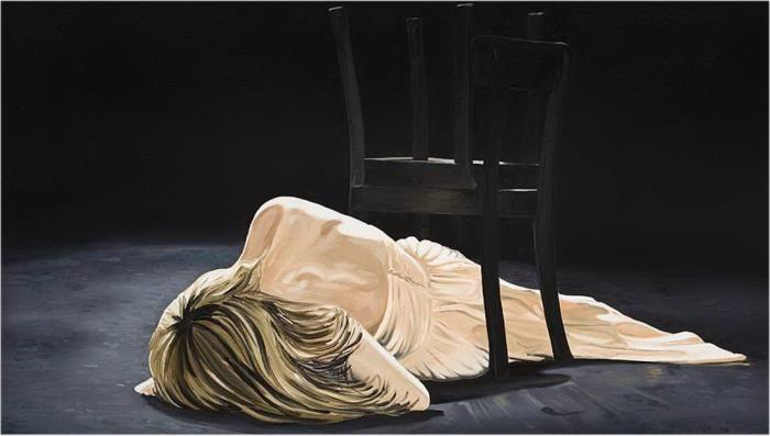 Немецкая художница. Tatjana Utz