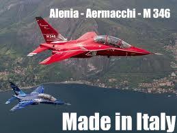 alenia aermacchi - m 346