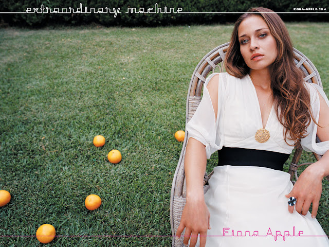 Fiona Apple Waltz Better Than Fine