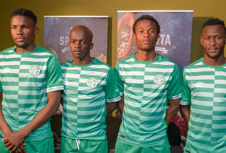 best website 217b2 0abd2 Stunning Umbro Bloemfontein Celtic 18-19 Home & Away Kits ...