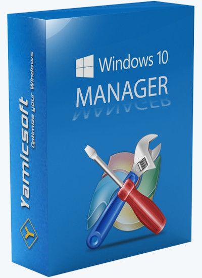 تحميل البرنامج الرائع لإدارة و التحكم الكامل بالويندوز  Windows 10 Manager V2.2.0 محمول