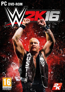 Free Download WWE 2K16 Inc. All DLC's PC Repack Version