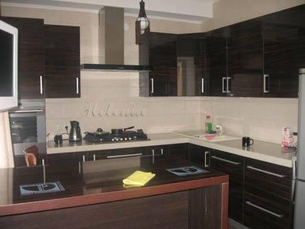 кухни венге с зебрано фото