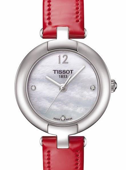 Pinky by Tissot Valentine's Day