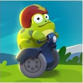 Ride with the Frog Free Download