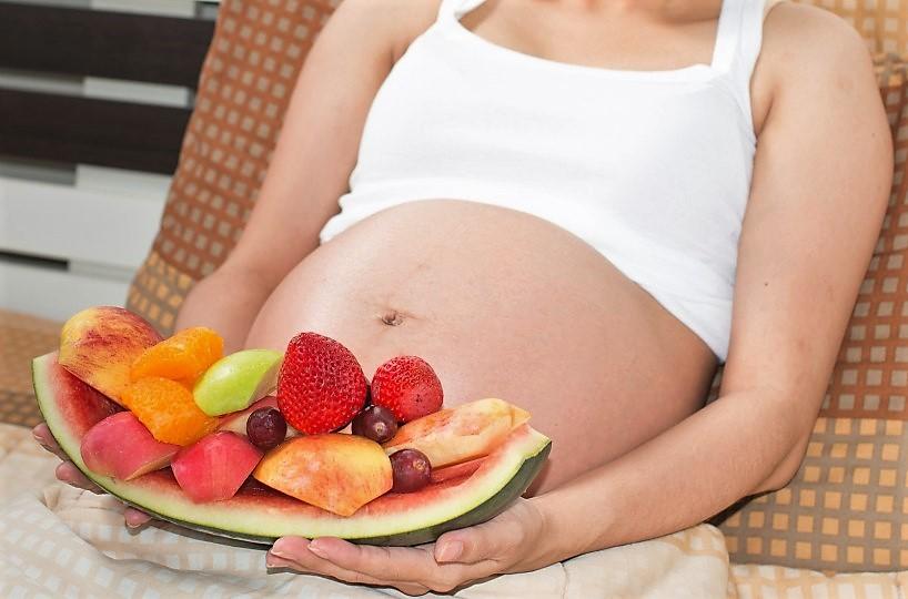 embarazo y dieta