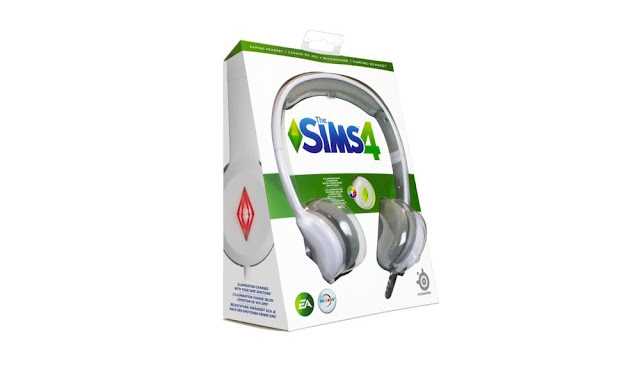SteelSeries The Sims 4 On-Ear Gaming Headset
